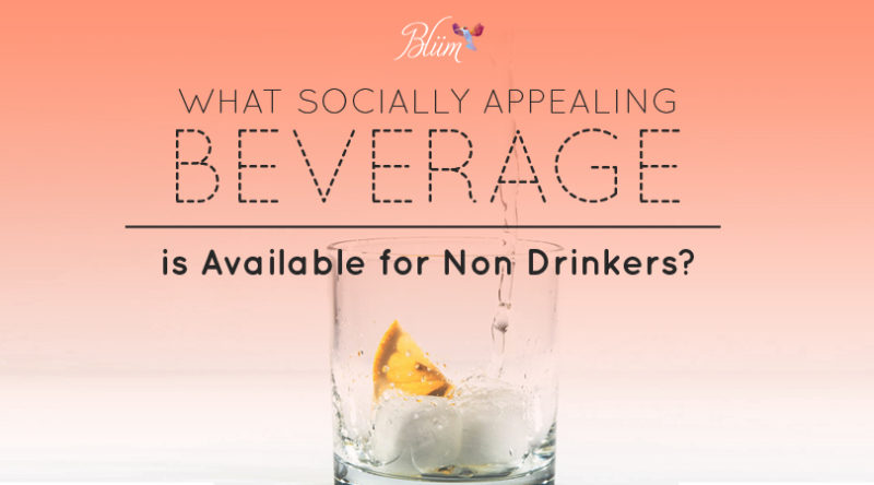 What Socially Appealing Beverage is Available for Non Drinkers?