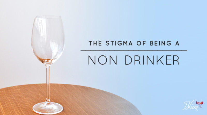 The Stigma of Being a Non-Drinker
