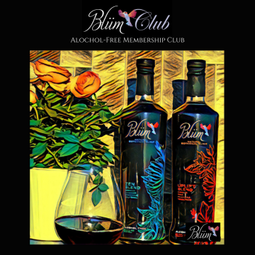 Finally, An Alcohol-Free Quarterly Membership, The Blüm Club Has Arrived